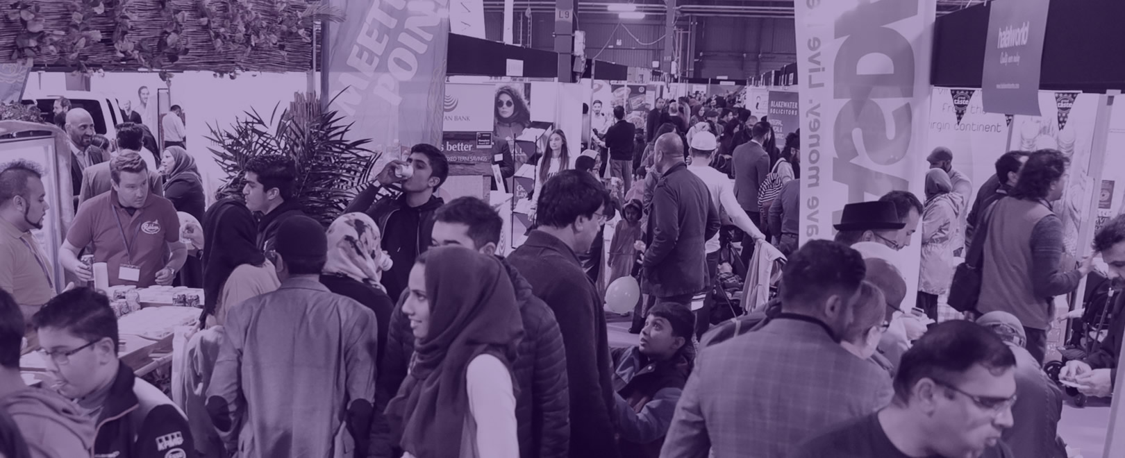 Muslim Lifestyle Expo Exhibitor Enquiry